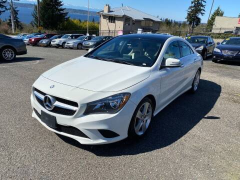2015 Mercedes-Benz CLA for sale at KARMA AUTO SALES in Federal Way WA