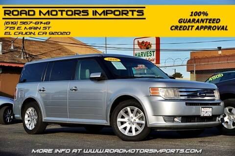 2010 Ford Flex for sale at Road Motors Imports in El Cajon CA