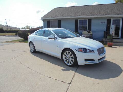 2013 Jaguar XF for sale at Reliance Rental Used Cars in Maumee OH