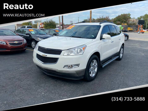 2012 Chevrolet Traverse for sale at Reauto in Saint Louis MO