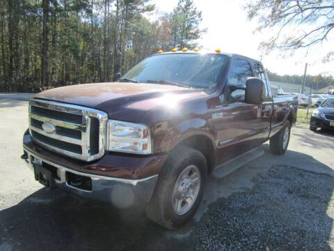 2005 Ford F-350 Super Duty for sale at Bullet Motors Charleston Area in Summerville SC