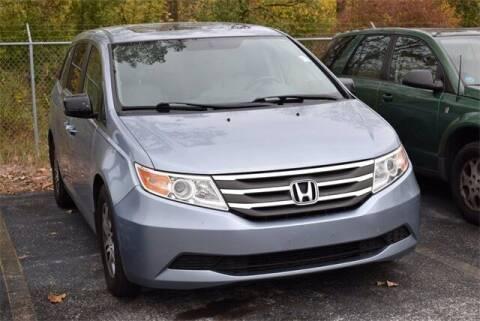 2012 Honda Odyssey for sale at BOB ROHRMAN FORT WAYNE TOYOTA in Fort Wayne IN