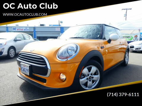 2018 MINI Hardtop 2 Door for sale at OC Auto Club in Midway City CA