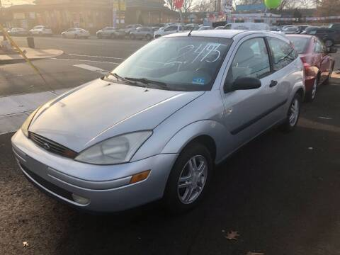 2000 Ford Focus for sale at BIG C MOTORS in Linden NJ