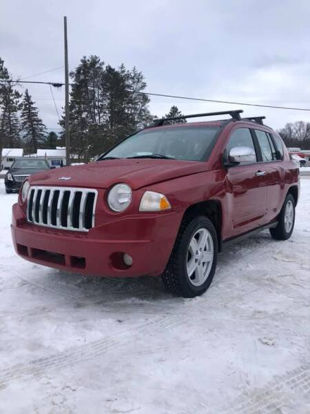 2010 Jeep Compass for sale at Hilltop Auto in Prescott MI