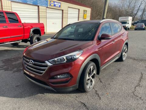 2016 Hyundai Tucson for sale at THE AUTOMOTIVE CONNECTION in Atkins VA