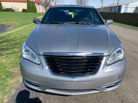 2013 Chrysler 200 for sale at Luxury Cars Xchange in Lockport IL