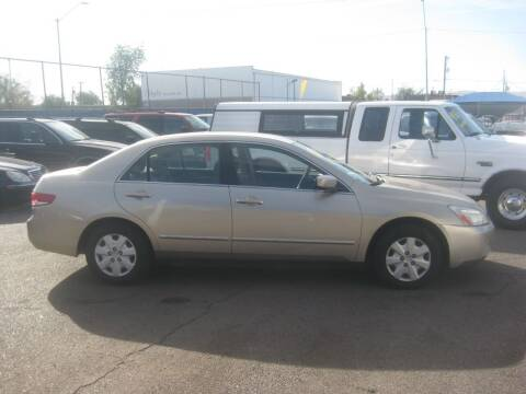 2004 Honda Accord for sale at Town and Country Motors - 1702 East Van Buren Street in Phoenix AZ