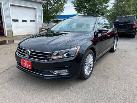 2016 Volkswagen Passat for sale at AutoMile Motors in Saco ME