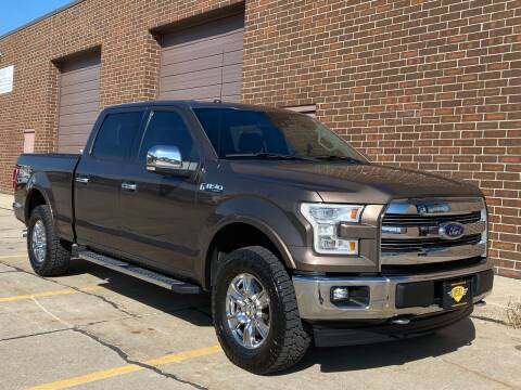 2017 Ford F-150 for sale at Effect Auto Center in Omaha NE