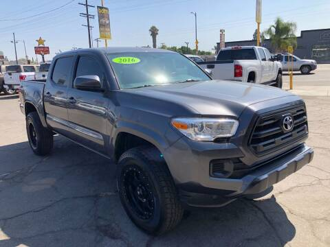 2016 Toyota Tacoma for sale at BEST DEAL MOTORS  INC. CARS AND TRUCKS FOR SALE in Sun Valley CA