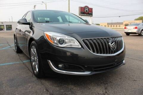 2016 Buick Regal for sale at B & B Car Co Inc. in Clinton Twp MI