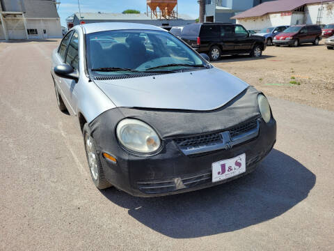 2005 Dodge Neon for sale at J & S Auto Sales in Thompson ND