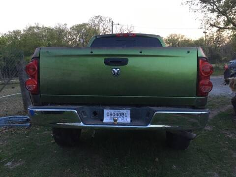 2008 Dodge Ram Pickup 1500 for sale at OLVERA AUTO SALES in Terrell TX