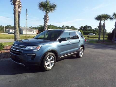 2018 Ford Explorer for sale at First Choice Auto Inc in Little River SC