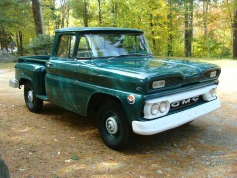 1961 GMC Sierra 1500HD Classic for sale at Classic Car Deals in Cadillac MI