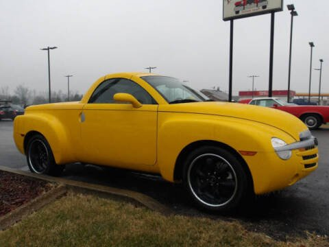 2003 Chevrolet SSR for sale at TAPP MOTORS INC in Owensboro KY