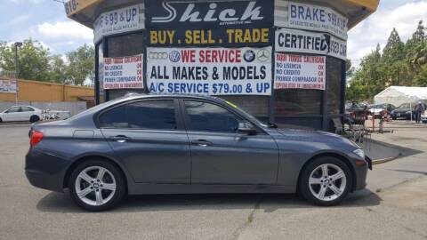 2012 BMW 3 Series for sale at Shick Automotive Inc in North Hills CA
