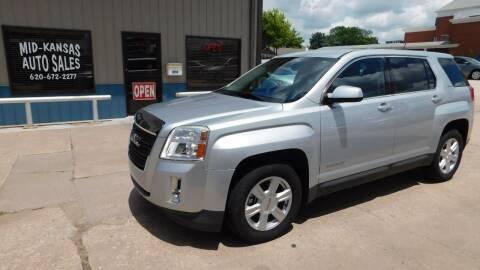 2015 GMC Terrain for sale at Mid Kansas Auto Sales in Pratt KS