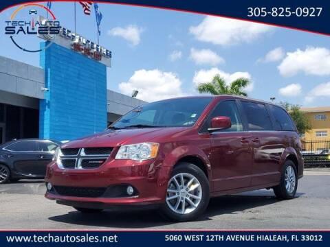 2019 Dodge Grand Caravan for sale at Tech Auto Sales in Hialeah FL