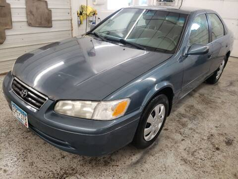 2001 Toyota Camry for sale at Jem Auto Sales in Anoka MN