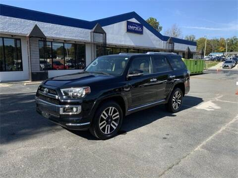 2014 Toyota 4Runner for sale at Impex Auto Sales in Greensboro NC