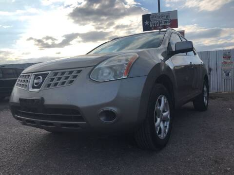 2010 Nissan Rogue for sale at Texas Country Auto Sales LLC in Austin TX