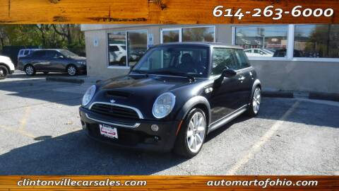 2004 MINI Cooper for sale at Clintonville Car Sales - AutoMart of Ohio in Columbus OH