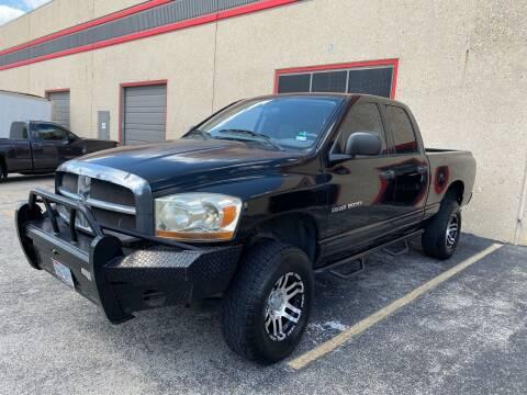 2006 Dodge Ram Pickup 1500 for sale at EA Motorgroup in Austin TX
