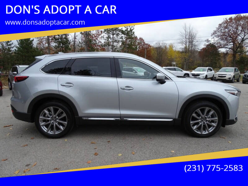 2020 Mazda CX-9 for sale at DON'S ADOPT A CAR in Cadillac MI