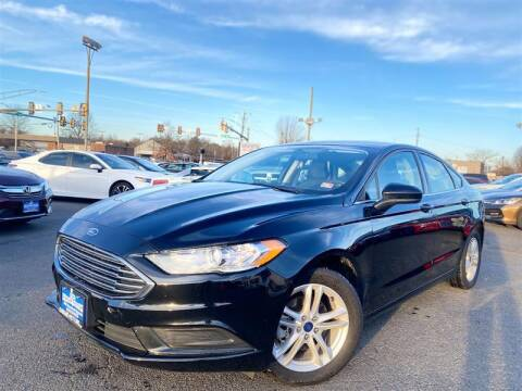 2018 Ford Fusion for sale at Kargar Motors of Manassas in Manassas VA