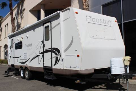 2011 Forest River Flagstaff 26BHS for sale at Rancho Santa Margarita RV in Rancho Santa Margarita CA