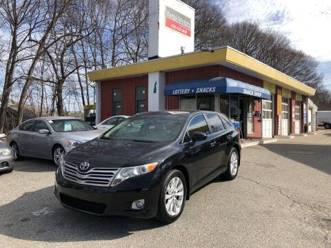 2010 Toyota Venza for sale at Barga Motors in Tewksbury MA