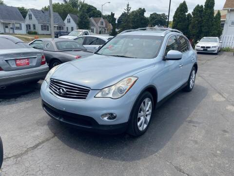 2011 Infiniti EX35 for sale at CLASSIC MOTOR CARS in West Allis WI