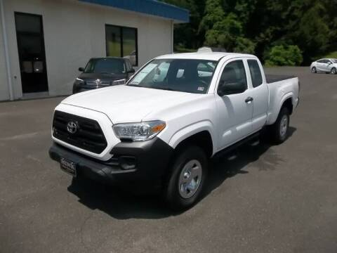 2017 Toyota Tacoma for sale at MINK MOTOR SALES INC in Galax VA