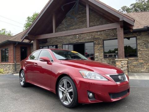2013 Lexus IS 250 for sale at Auto Solutions in Maryville TN