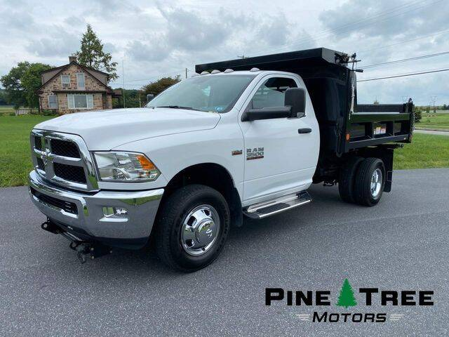 2018 RAM Ram Chassis 3500 for sale in Ephrata, PA