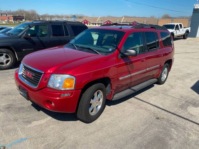 2004 GMC Envoy XL for sale at Eagle Auto LLC in Green Bay WI
