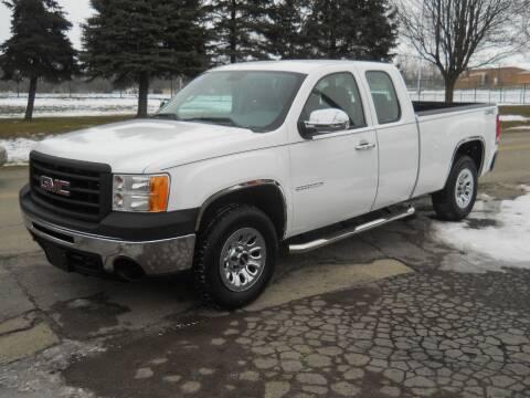 2011 GMC Sierra 1500 for sale at Hern Motors in Hubbard OH