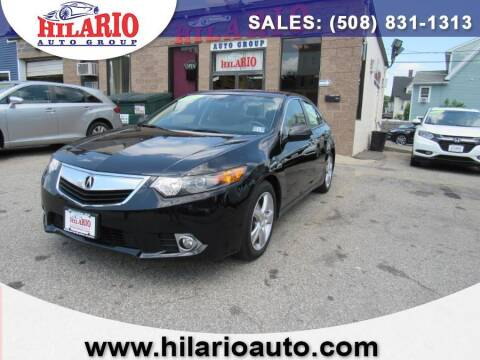 2014 Acura TSX for sale at Hilario's Auto Sales in Worcester MA