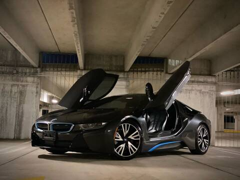 2016 BMW i8 for sale at FALCON AUTO BROKERS LLC in Orlando FL