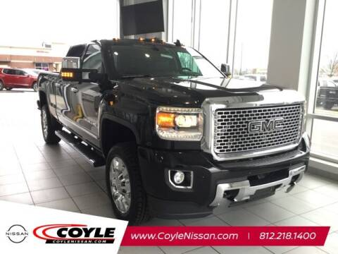2015 GMC Sierra 2500HD for sale at COYLE GM - COYLE NISSAN - Coyle Nissan in Clarksville IN