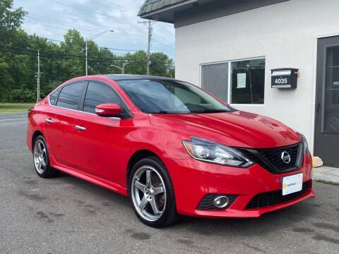 2017 Nissan Sentra for sale at Vantage Auto Group in Brick NJ