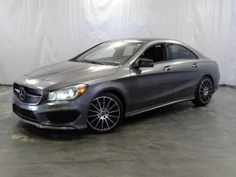 2014 Mercedes-Benz CLA for sale at United Auto Exchange in Addison IL
