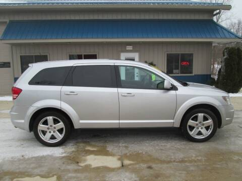 2009 Dodge Journey for sale at Nottawa Auto Sales in Nottawa MI