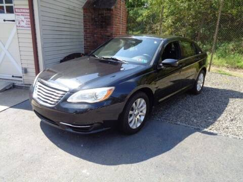 2011 Chrysler 200 for sale at MR DS AUTOMOBILES INC in Staten Island NY