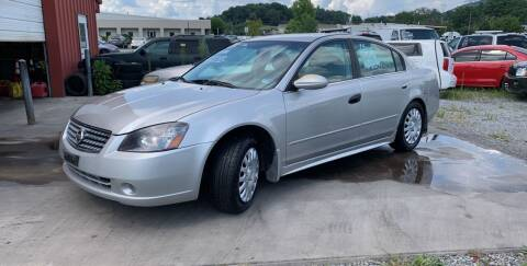 2005 Nissan Altima for sale at Bailey's Auto Sales in Cloverdale VA
