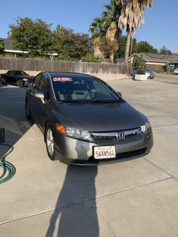 2006 Honda Civic for sale at Guarantee Auto Group in Atascadero CA