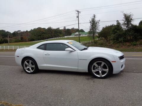 2011 Chevrolet Camaro for sale at Car Depot Auto Sales Inc in Seymour TN