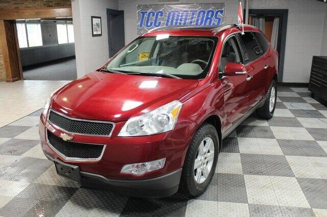 2011 Chevrolet Traverse for sale at TCC Motors in Farmington Hills MI